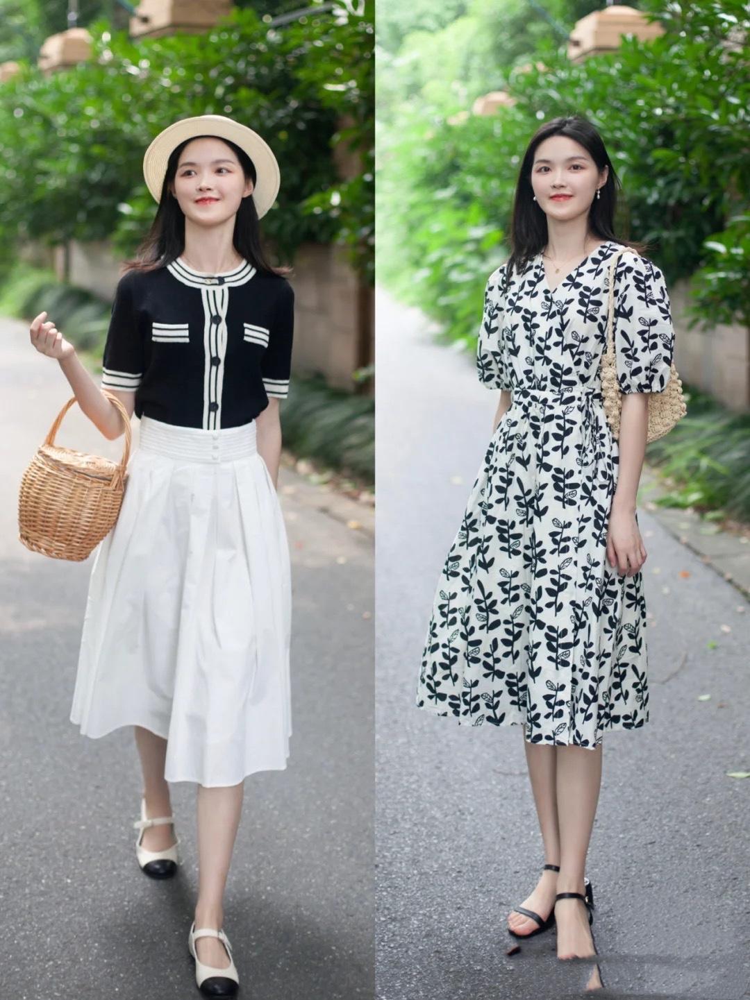 夏季穿搭流行「化繁為簡」,三個搭配思路,讓你在平淡中美得出彩