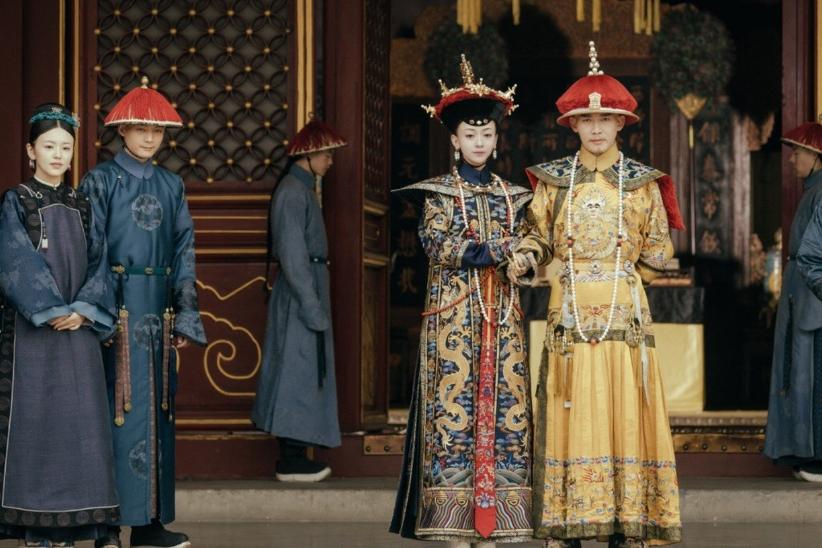 《延禧攻略》後,於正新古裝劇來襲,看清五位女主:不火都難