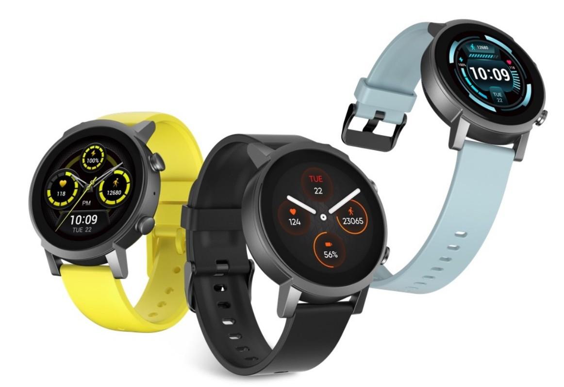 驍龍4100,TicWatch E3智慧手錶釋出:約合1280元