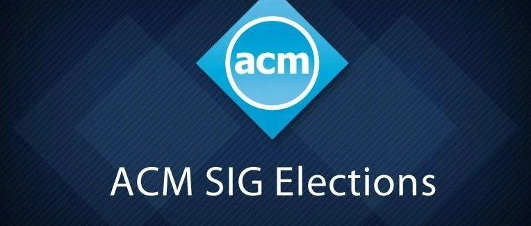 陳怡然、劉學等多位華人學者當選,ACM SIG新任主席名單出爐
