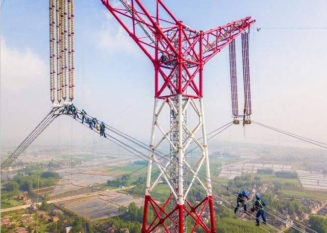 中國電力的高階裝置,曾100%依賴海外進口,國產突圍結束壟斷