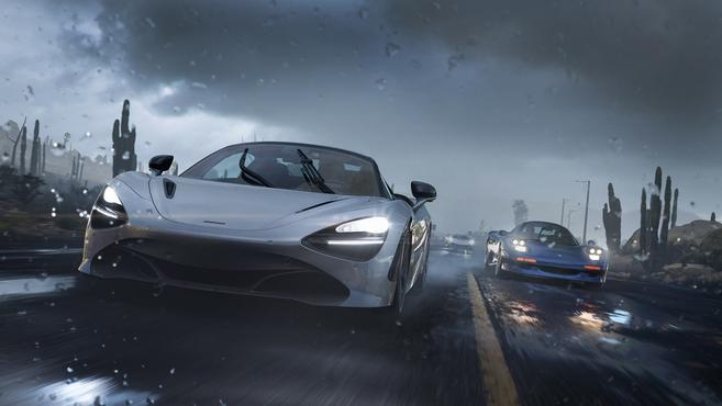 E3 2021正式落下帷幕,《極限競速:地平線 5》被評為最受期待遊戲