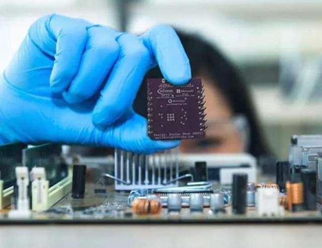 全球第一,大陸8寸晶圓產能急速增長,已超過中國臺灣、日本