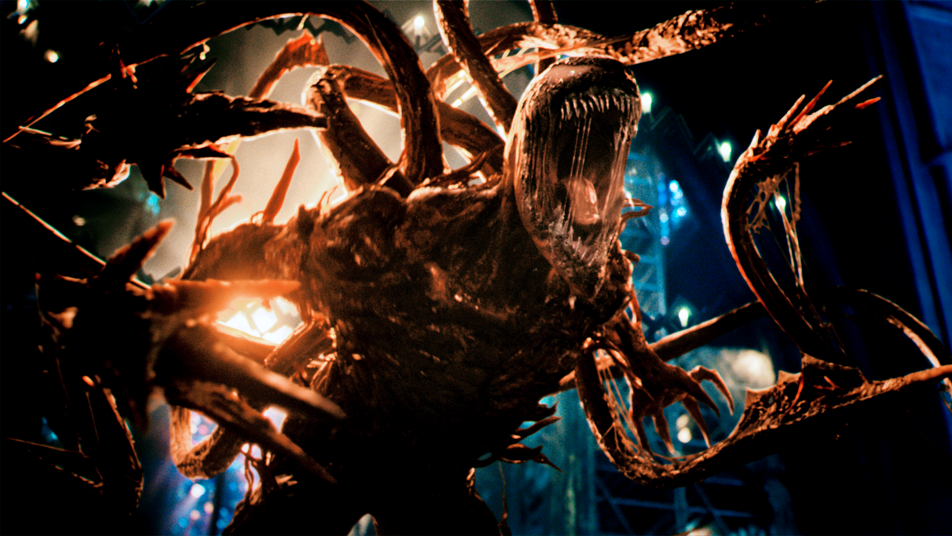 漫威《毒液2》定檔,最強反派登場,影迷:希望毒液不再被吊打!