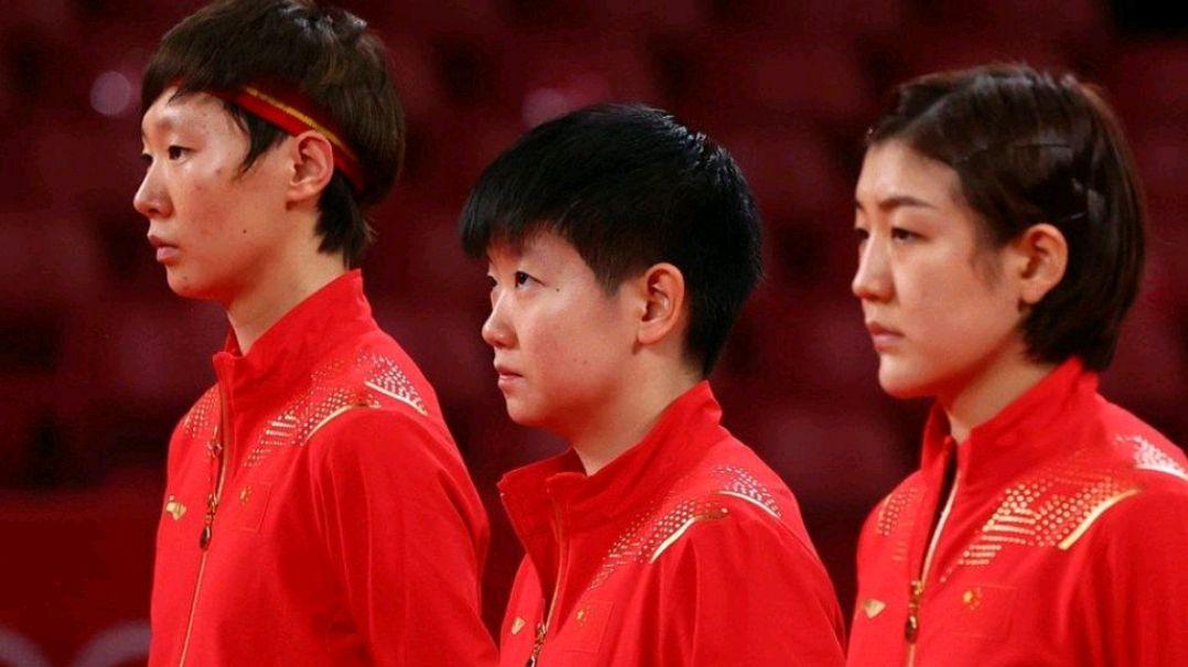 日媒相信伊藤美誠的實力,希望她在團體決賽中再和孫穎莎對決