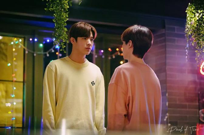 最新腐劇《Peach Of Time》:韓國+泰國合作劇,味道果然不一般!