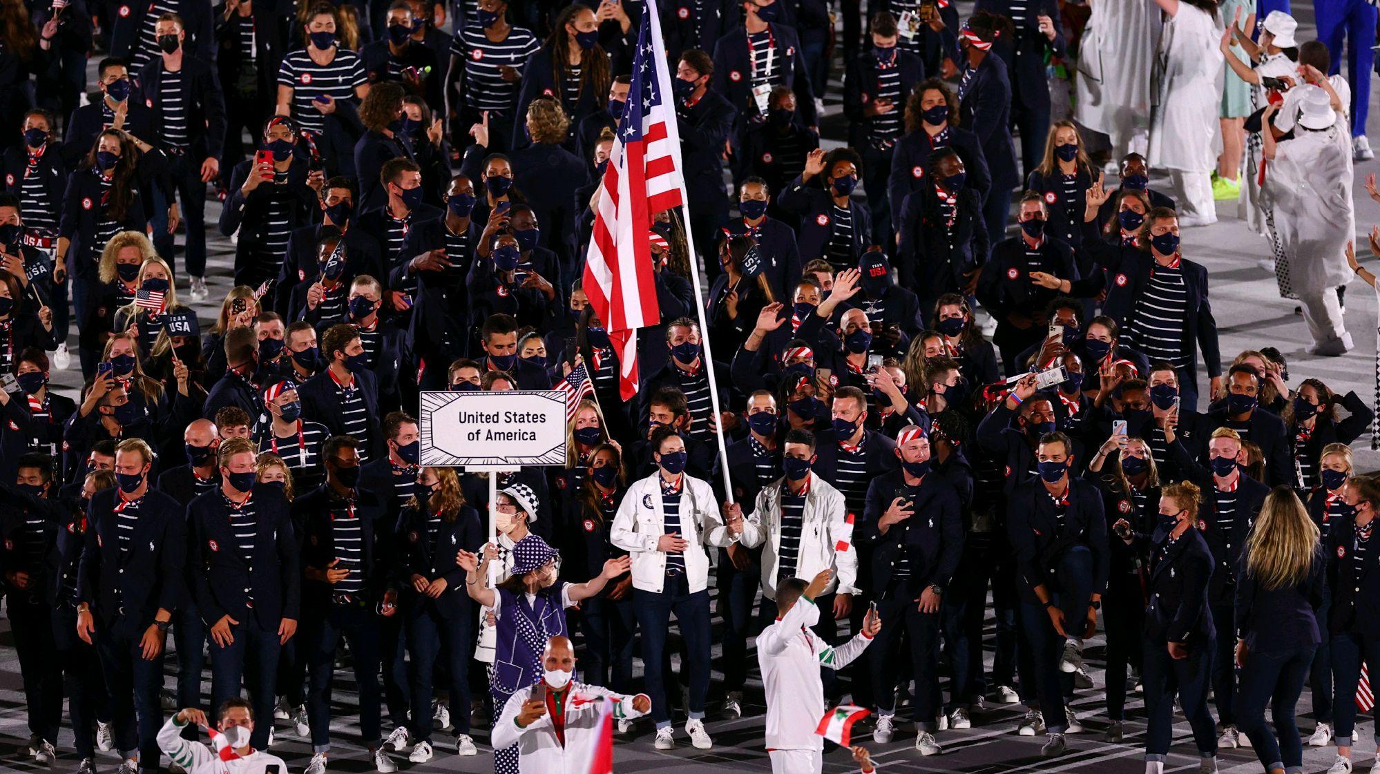 明明有實力,卻偏偏耍猴戲:東京奧運金牌榜,讓美國秀了一把醜陋