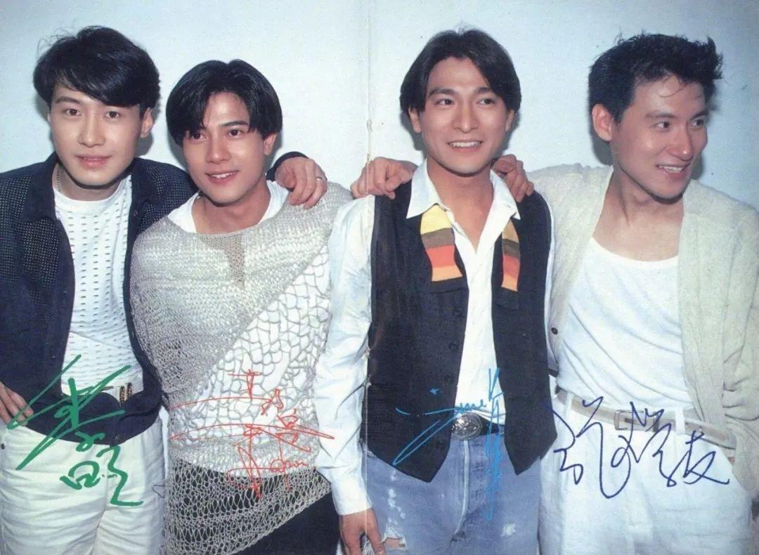 香港音樂教父戴思聰:弟子撐起半個歌壇,四大天王三個是他徒弟