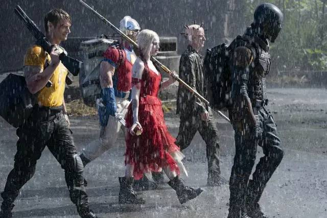 好於93%的動作片,一上映就票房奪冠,DC又出爆款!