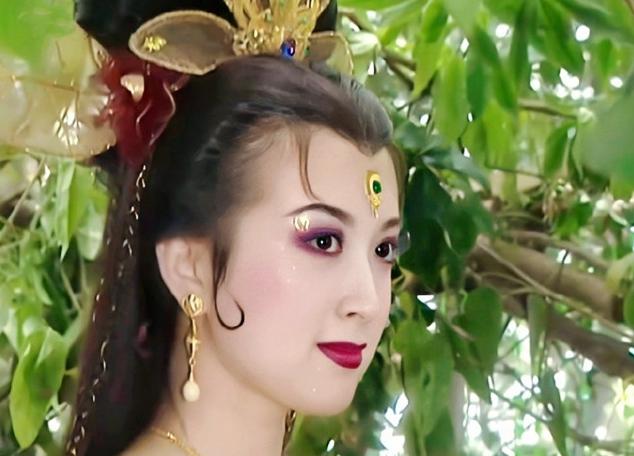 她是《西遊記》裡的孔雀公主,曾直言:我只能演貴族,演不了窮人