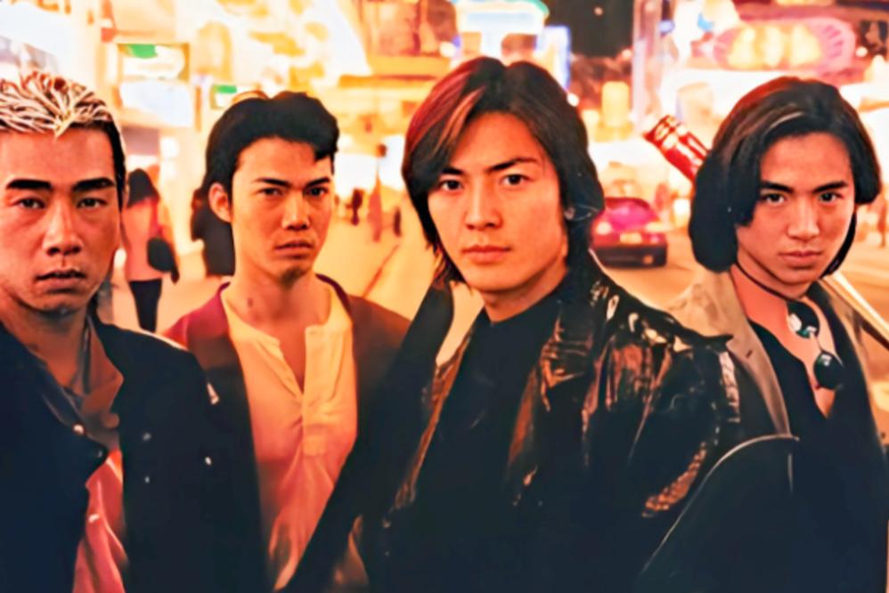1996年香港電影排行前十名,鄭伊健扛住了周星馳、成龍的「強勢」