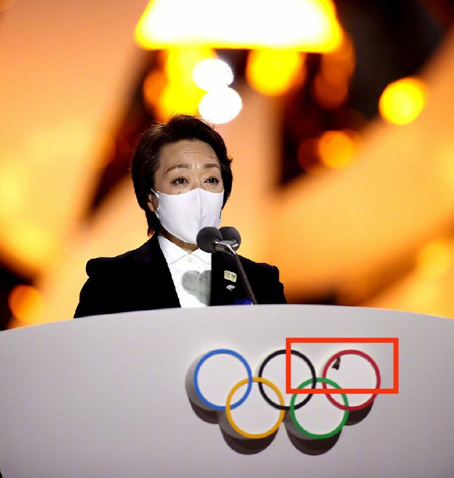 奧運會閉幕式真出「么蛾子」!全網最忙吳京趕忙發文:收工了