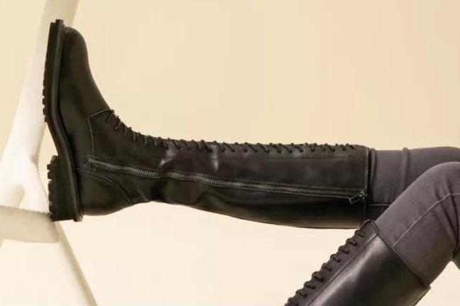 「時髦精」必備的中筒靴,為什麼被你穿出水鞋感,或許是搭配問題
