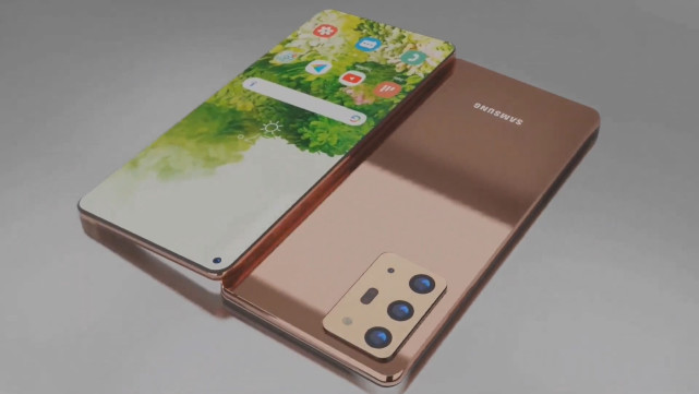 三星Galaxy S31 Ultra概念機大曝光,6000mAh+140Hz屏!