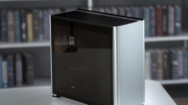 喬家一物釋出i400系列機箱:以中塔體積實現全塔的功能和相容性