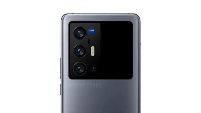 資訊丨vivo X70系列外觀公佈 專注影像系統