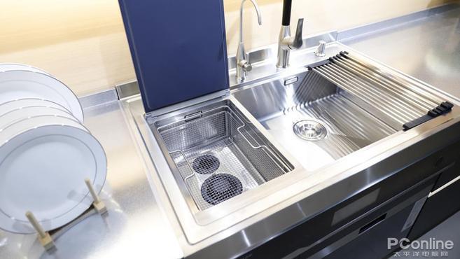 現代廚房的淨洗中心 森歌u8除菌整合洗碗機體驗評測