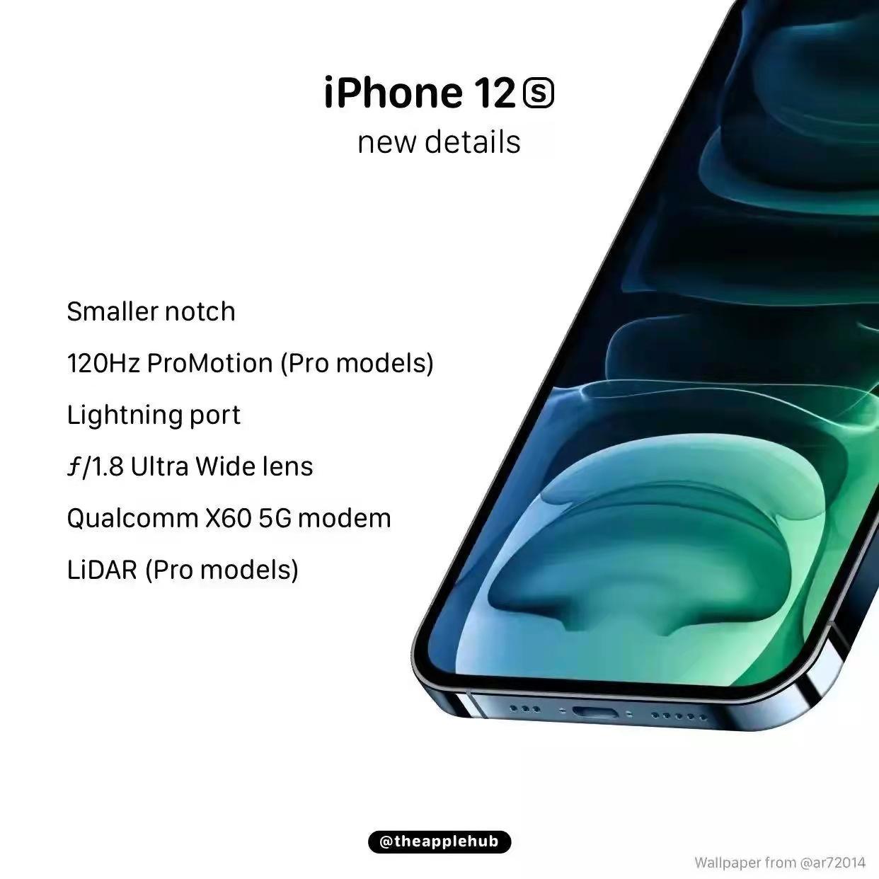 釋出會不用看了?iPhone13懸念還有不少,叫12S還是13都不一定